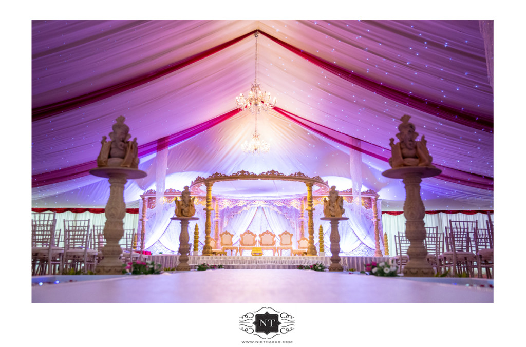 Asian wedding photography The lakeview Marquee