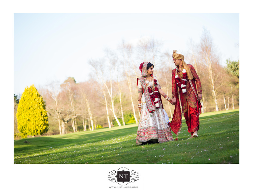 Couple Portraits at Copthorne Hotel